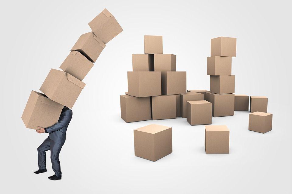 Logística en los negocios y sus dificultades